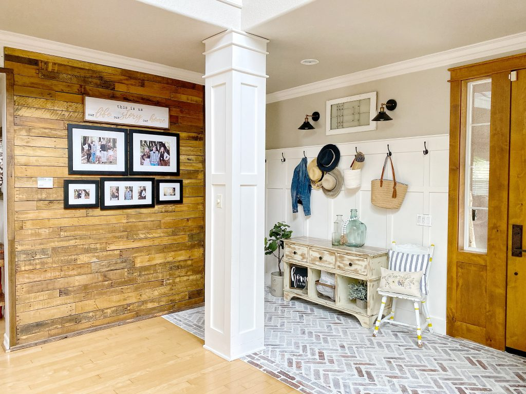 seven beautiful accent wall ideas board and batten and pallet wall