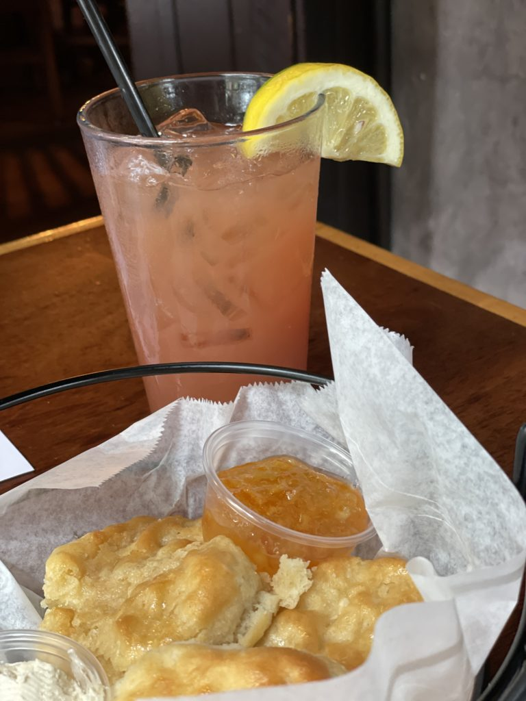 biscuits and a cocktail savannah georgia pirates house where to eat