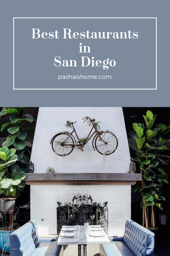 best restaurants in san diego herb and wood little italy dining