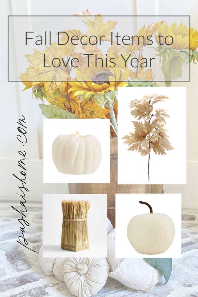 say hello to fall with these new decor finds fall in love with fall decor in your home for fall decorating