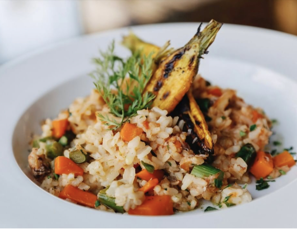 farmers table best restaurants in san diego rice dish little italy
