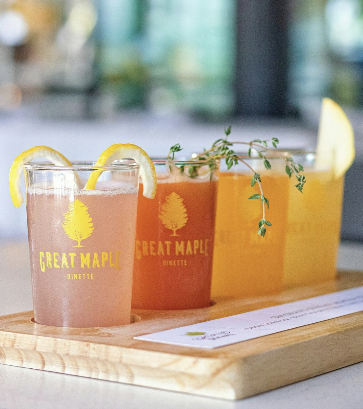 best breakfast spots in san diego county great maple mimosa flights and donuts