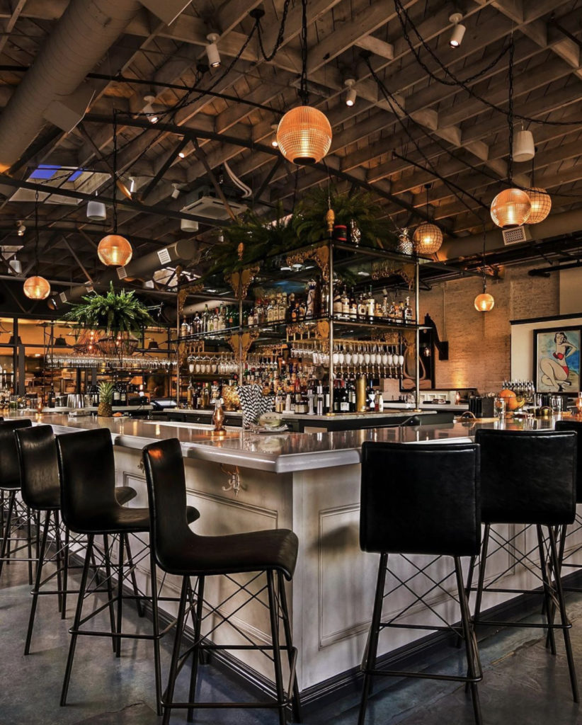 herb and wood restaurant best restaurants in san diego little italy dining