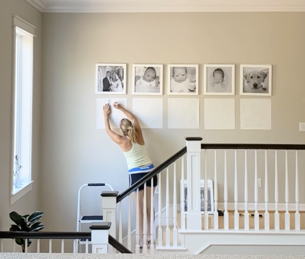 how to make a gallery wall sherwin williams accessible beige bedroom wall decor ideas