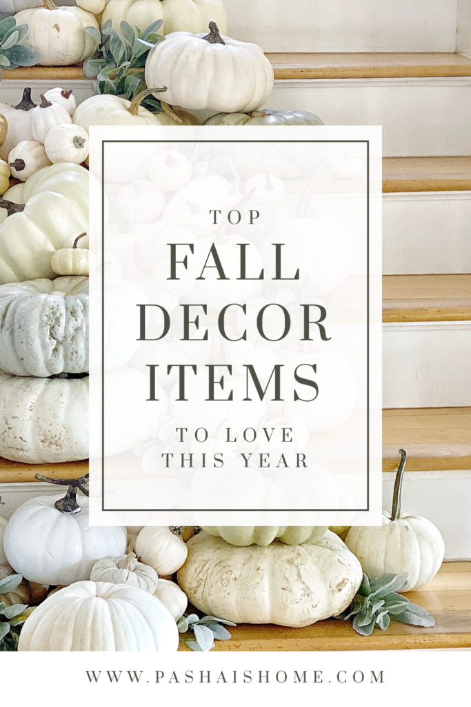 say hello to fall with these new decor finds to fall in love with this season