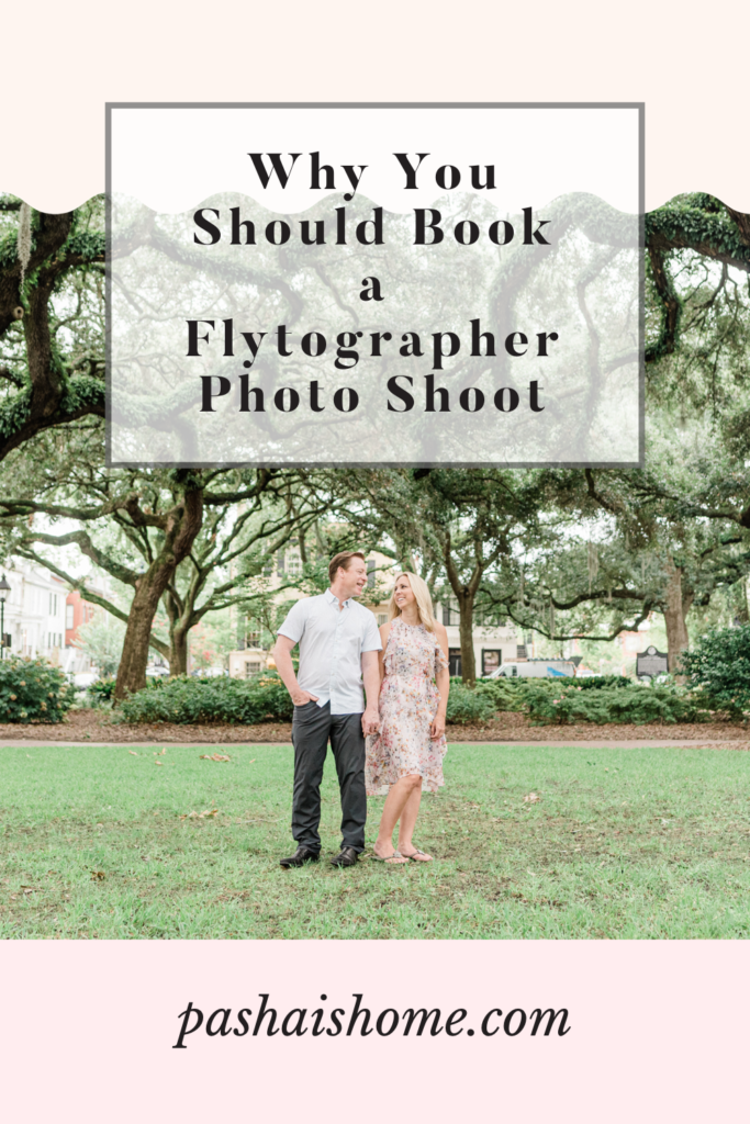 why you should book a Flytographer photo shoot on your next vacation for vacation photography savannah georgia travel guide